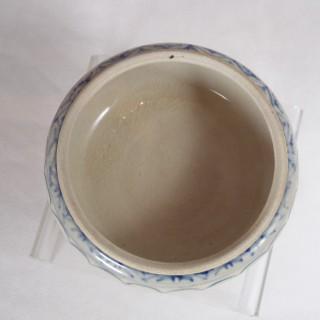 Hoi an Hoard Blue and white porcelain Brushwasher