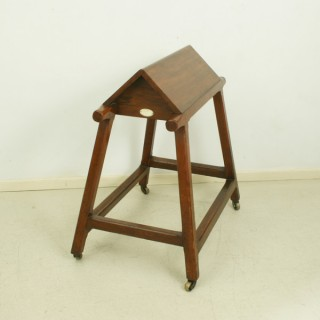 Saddle Rack, Wooden Horse.