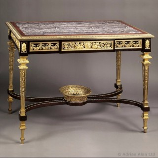 Louis XVI Style Centre Table In the Manner of Adam Weisweiler
