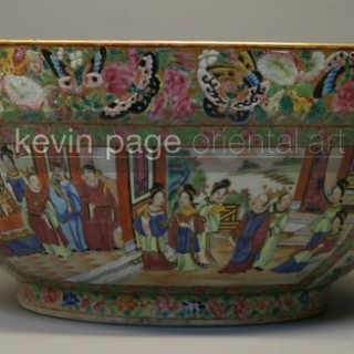 a chinese cantonese bowl