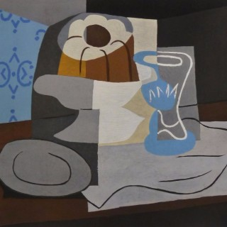 Still Life with Charlotte / Nature Morte a la Charlotte, 1924/1950's