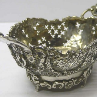Miniature Silver Bowl