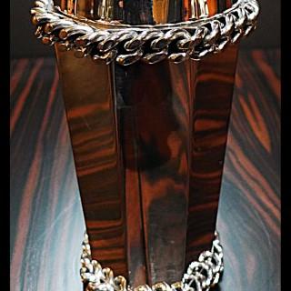 Jean Desprès Art Deco Cocktail Shaker