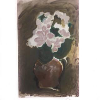 Les Fleurs Violets