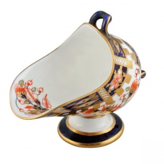 Royal Crown Derby Miniature Coal Scuttle