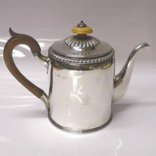Antique Silver Argyle