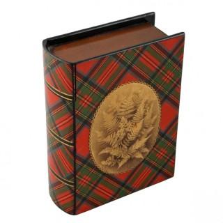 Mauchline Ware Card Box