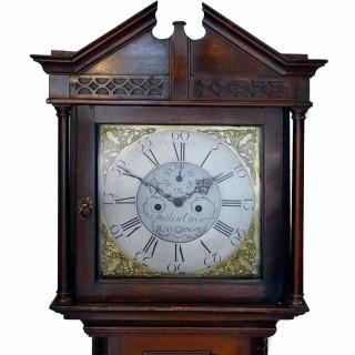 1770s Longcase Clock by Watkin Owen, Llanrwst