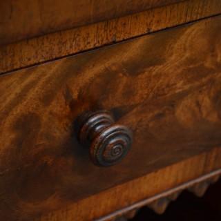 Superb Regency Sideboard in Mahogany