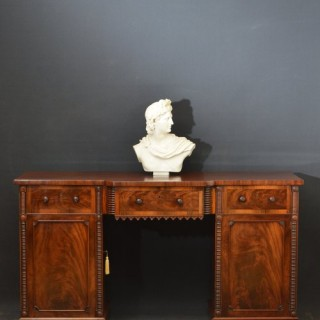 Superb Regency Sideboard in Mahogany