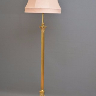 Stylish Victorian Standard Lamp