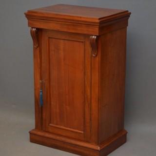 Elegant William IV Mahogany Cabinet