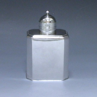 Antique George I Tea Caddy
