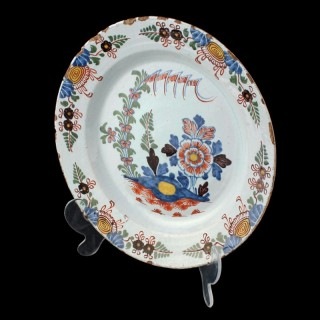 18th Century Dutch Delft Dish