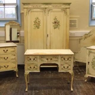 Victorian Painted Bedroom Suite