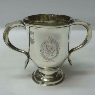 George III Two Handled Cup by Hester Bateman