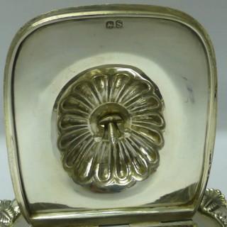 Georgian Silver Teapot