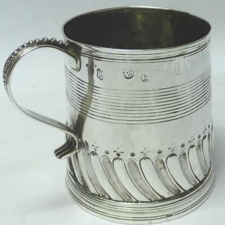 William III Silver Mug