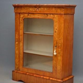 Stunning Victorian Pier Cabinet – Display Cabinet