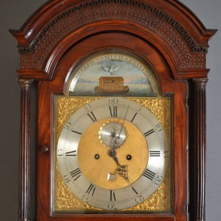 Georgian Longcase Clock