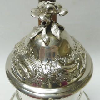 George II Silver Coffee Pot