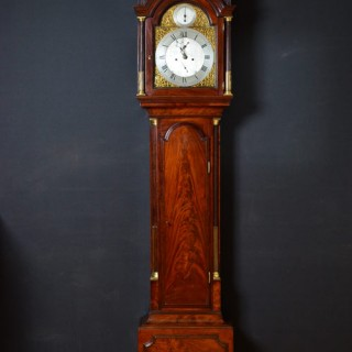 George III Longcase Clock