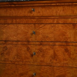 Continental Commode – Antique Chest of Drawers