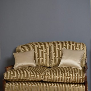 Very Attractive Bergere Sofa