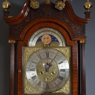 Georgian Longcase Clock by John Livesey, Bolton