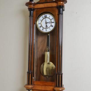 Victorian Vienna Clock