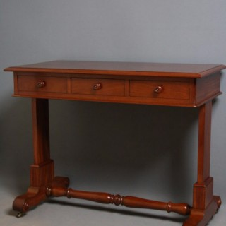 Early Victorian Writing Table – Side Table