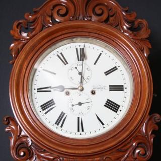 William IV, Scotish Longcase Clock A. Breckenridge, Kilmarock
