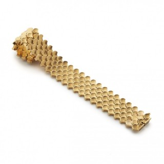 Buccellati 18ct yellow gold bracelet