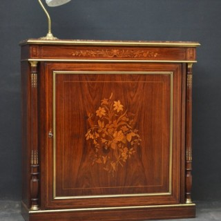 Continental Rosewood Sideboard – Side Cabinet