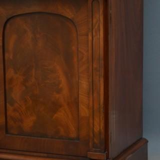 Fine Early Victorian Mahogany Chiffonier