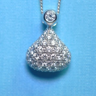 Chopard Diamond Pendant