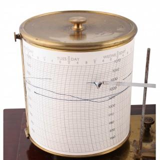 Early 20th Century Barograph