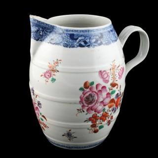 18th Century Chinese Export Jug