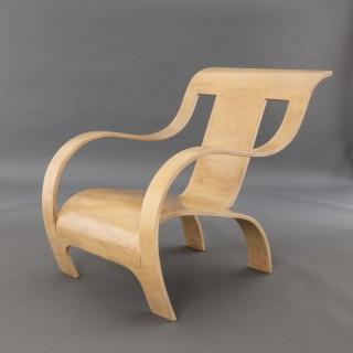 Gerald Summers Bent Plywood Armchair