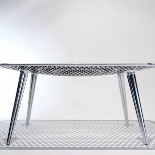 The Colander Table Daniel Rohr