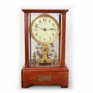 Eureka Four Glass Electric clock