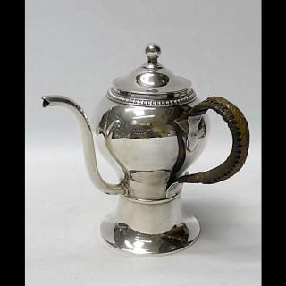 Antique Silver Plated Argyle