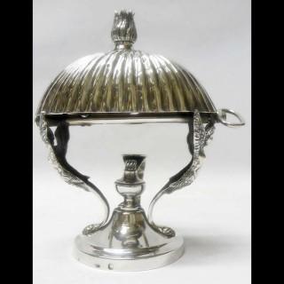 Antique Silver Wax Jack