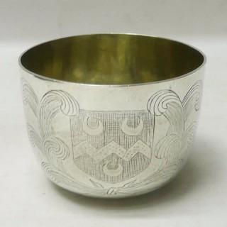 James II Silver Tumbler Cup