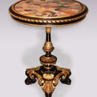 A 19th Century Specimen marble Centre Table