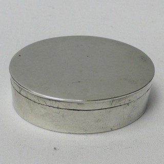 Antique Continental Snuff Box