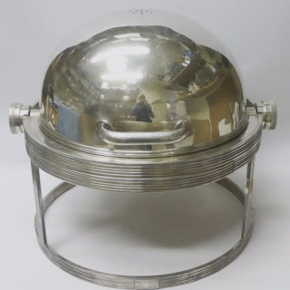 Vintage Cristofle Silver Plated Serving Dish