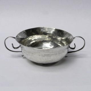 Charles II Miniature Silver Wine Taster