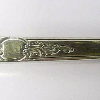 George III Newcastle Silver Skewer
