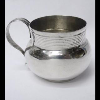 Charles II Childs Silver Mug